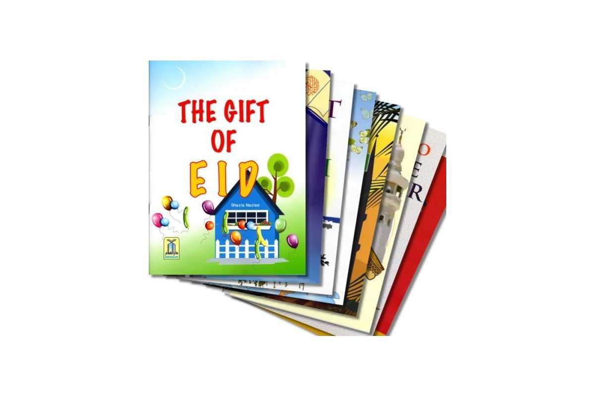 Children's Gift & Lessons Series (Set of 8 Books)