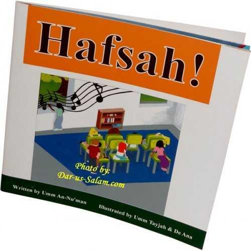 Hafsah!
