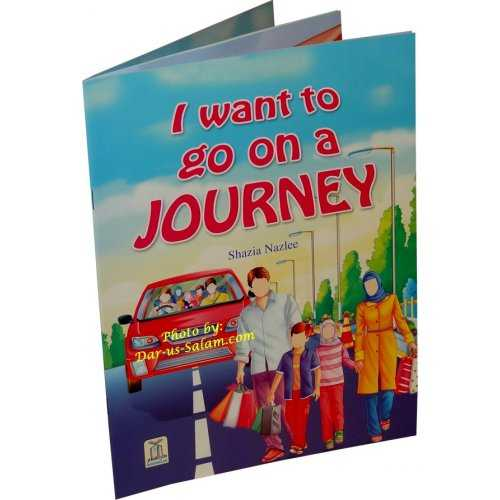 I want to go on a Journey