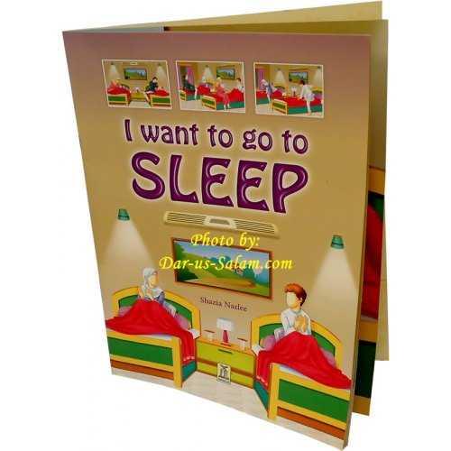 I want to go to Sleep