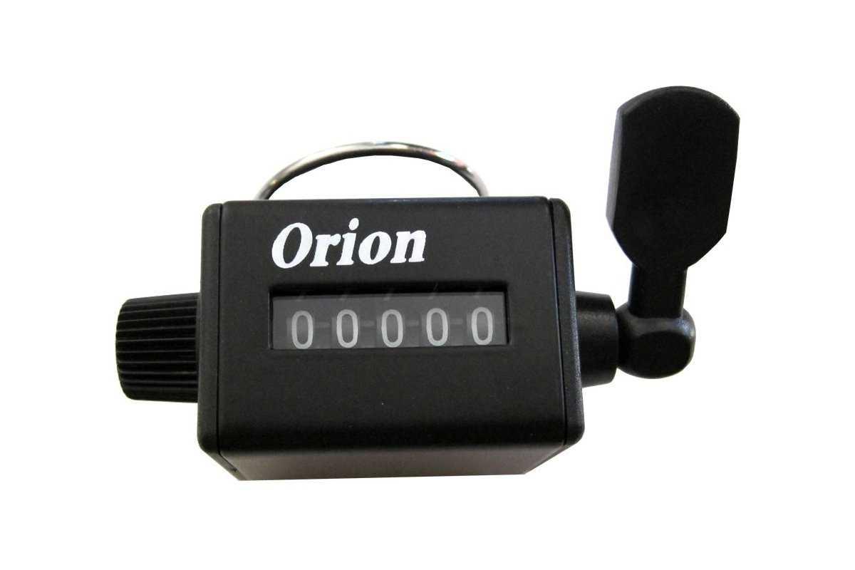 Orion Tasbeeh Counter
