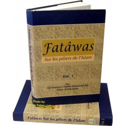 French: Fatawas Sur les piliers de l'Islam (2 Vol Set)