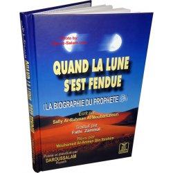French: Quand la Lune s'est Fendue (La Biographie du Prophete)