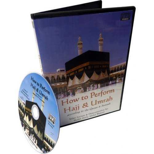 How to Perform Hajj & Umrah (DVD)