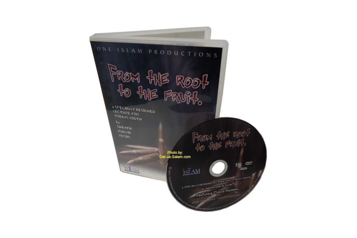 From the Root to the Fruit (DVD)