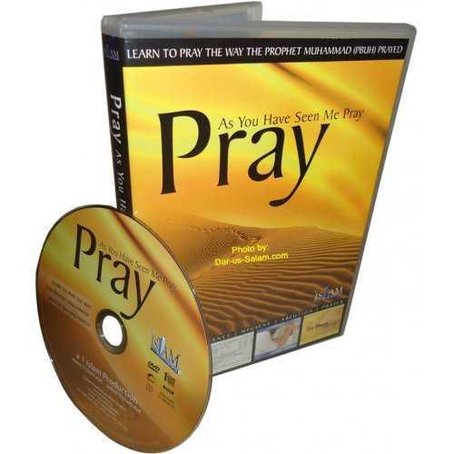 Pray As You Have Seen Me Pray (DVD)