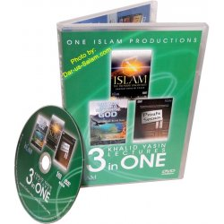 3 in One Khalid Yasin Lectures 3 (Green DVD)