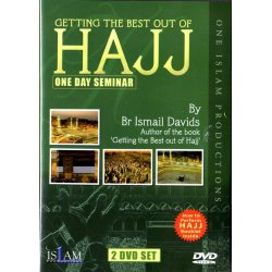 Getting The Best Out Of Hajj (2 DVDs)