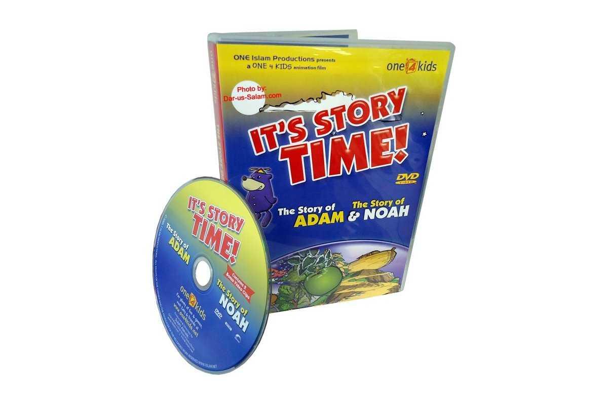 Story of Adam & Noah (DVD)