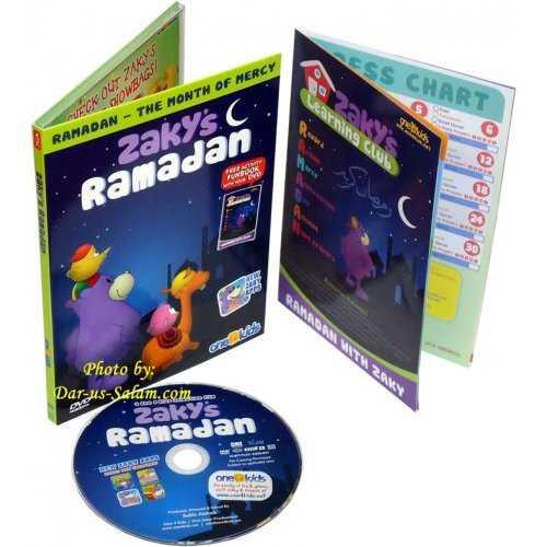 Zaky's Ramadan (DVD)