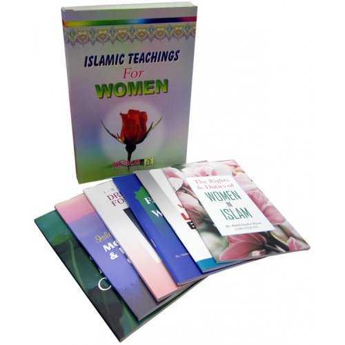 Islamic Teachings For Women, 6-Books