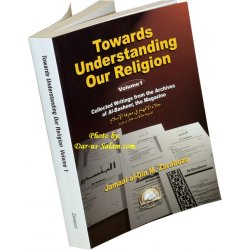 Towards Understanding Our Religion