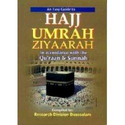 Easy Guide to Hajj, Umrah and Ziyaarah