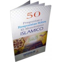 Spanish: 50 Preguntas Y Respuestas Sobre El Montoesismo Islamico