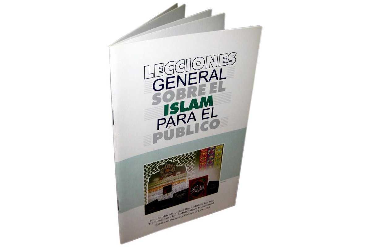 Spanish: Lecciones General Sobre El Islam Para El Publico