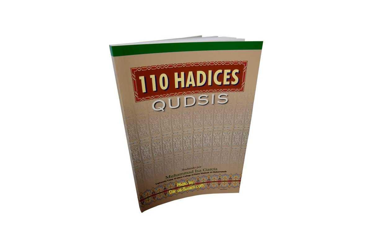 Spanish: 110 Hadices Qudsis