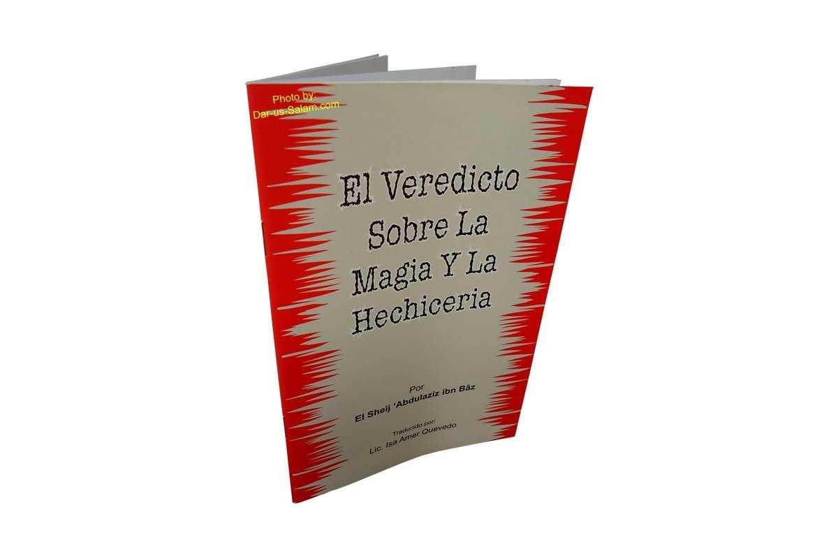 Spanish: El Veredicto Sobre La Magia Y La Hechiceria
