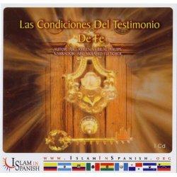 Spanish: Las Condiciones Del Testimonio De Fe (CD)