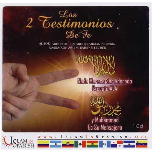 Spanish: Los 2 Testimonios De Fe (CD)