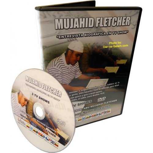 Spanish: Mujahid Fletcher 'Entrevista Biografica En Show' (DVD)