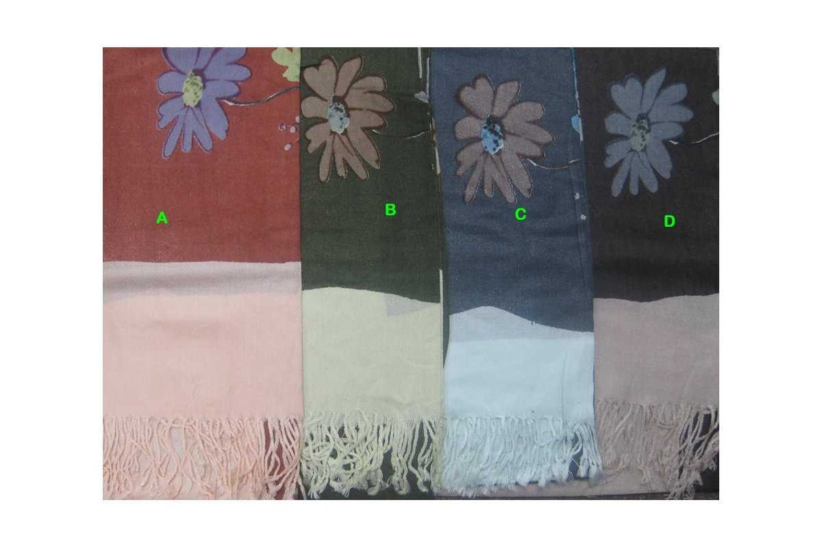 Fine Wool Shawl (Two colors)