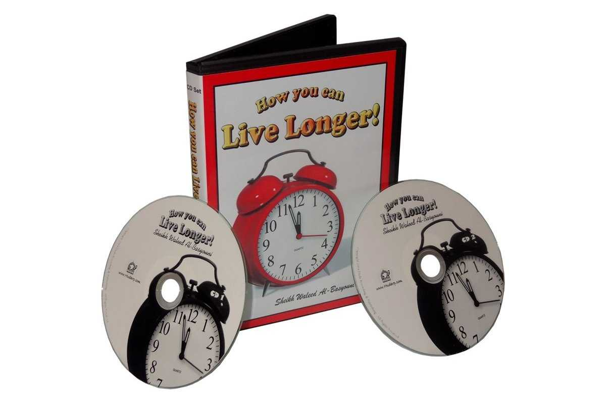 How you can Live Longer! (2 CDs)