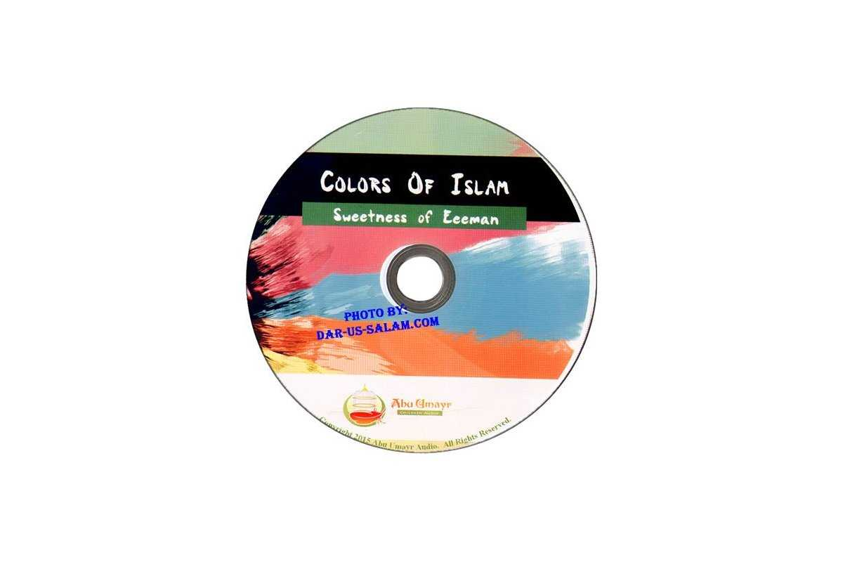 Colors of Islam - Sweetness of Eeeman (CD)