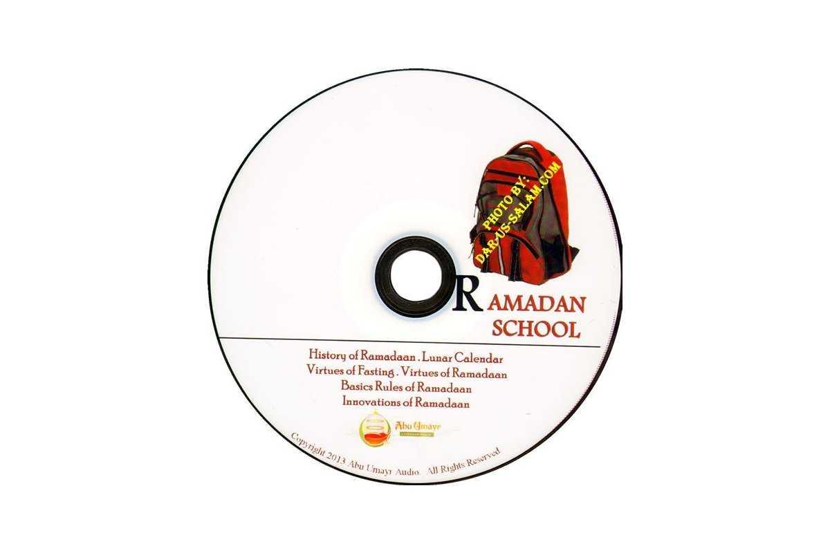 Ramadan School (CD)