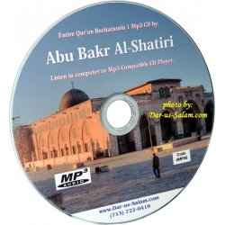 Abu Bakr Al-Shatiri (Mp3 CD)