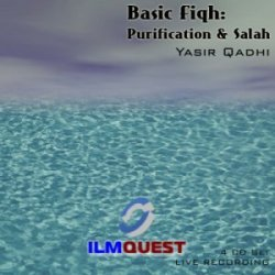 Basic Fiqh: Purification & Salah (4 CDs)