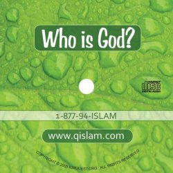 Who is God? (CD)