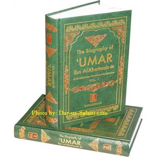 Umar ibn Al-Khattaab (R) (2 Vol. Set)