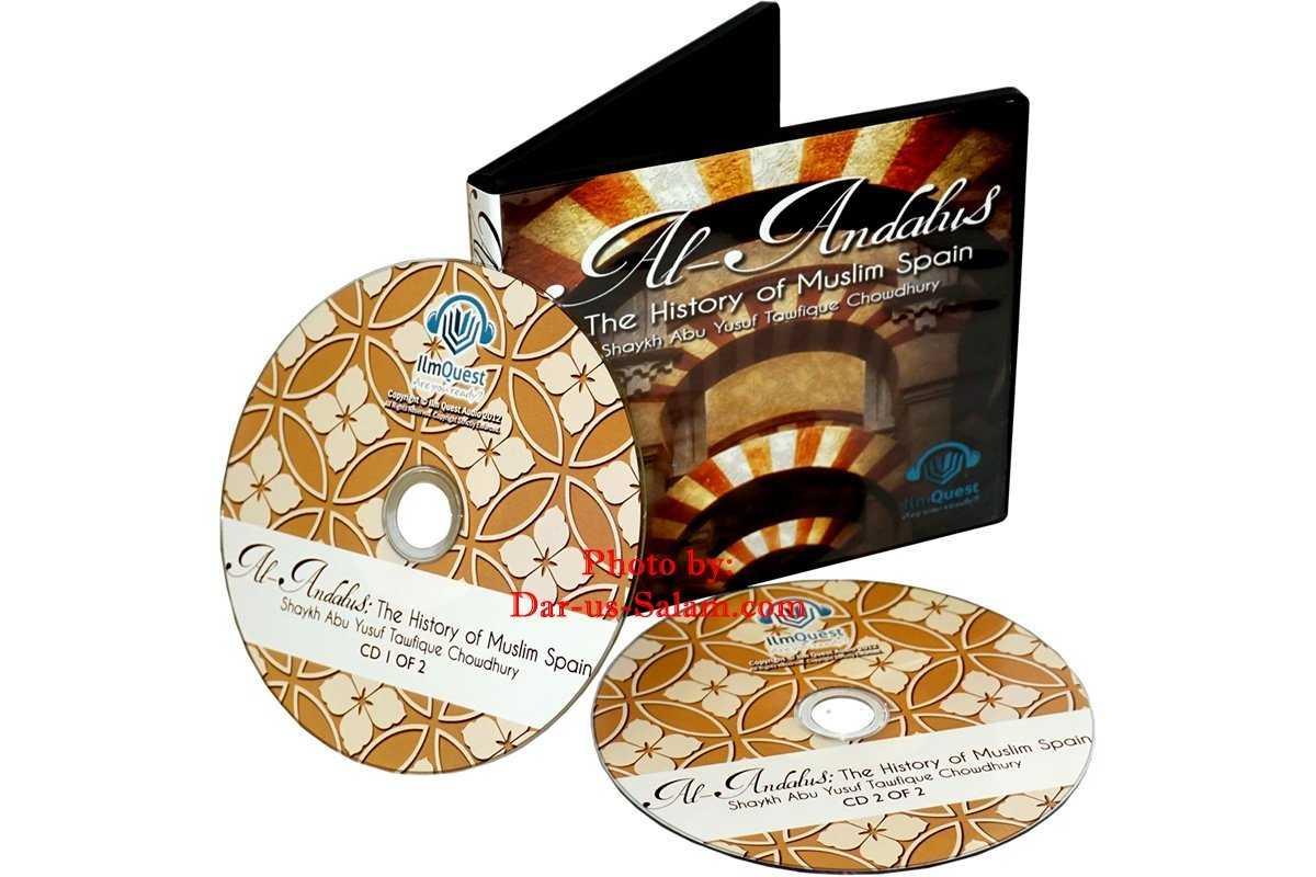 Al-Andalus - History of Muslim Spain (2 CDs)