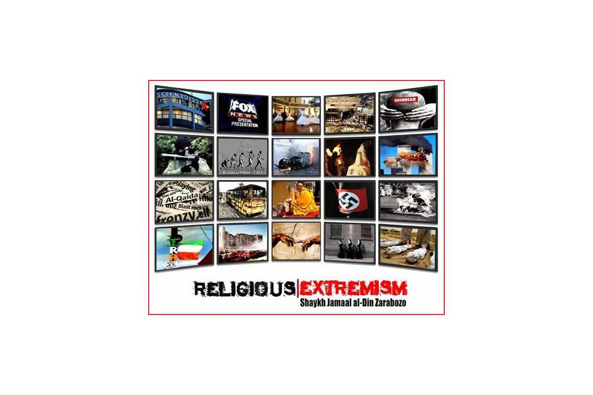 Religious Extremism (8 CDs)
