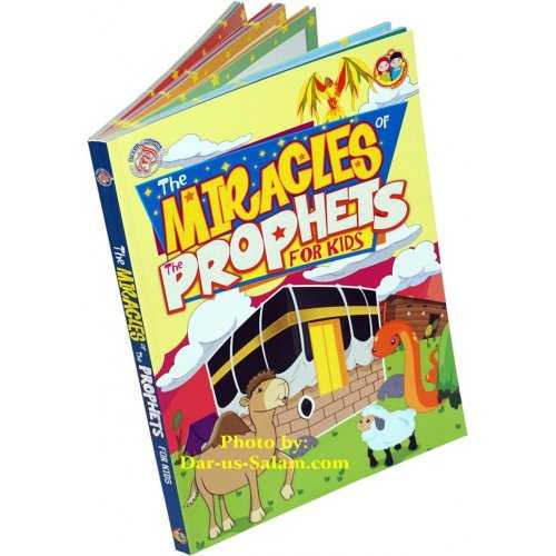 Miracles of the Prophets for Kids