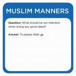Trivia Burst - Muslim Manners