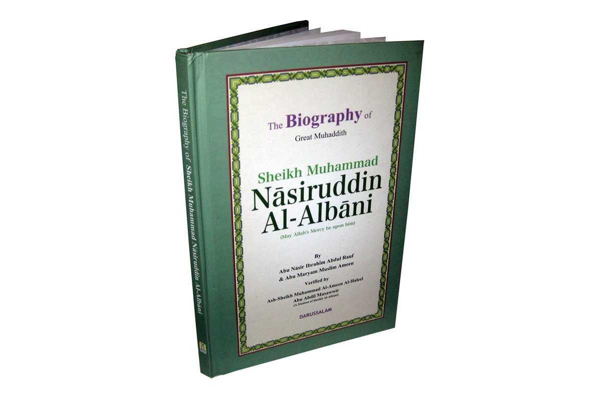Muhammad Nasiruddin Al-Albani