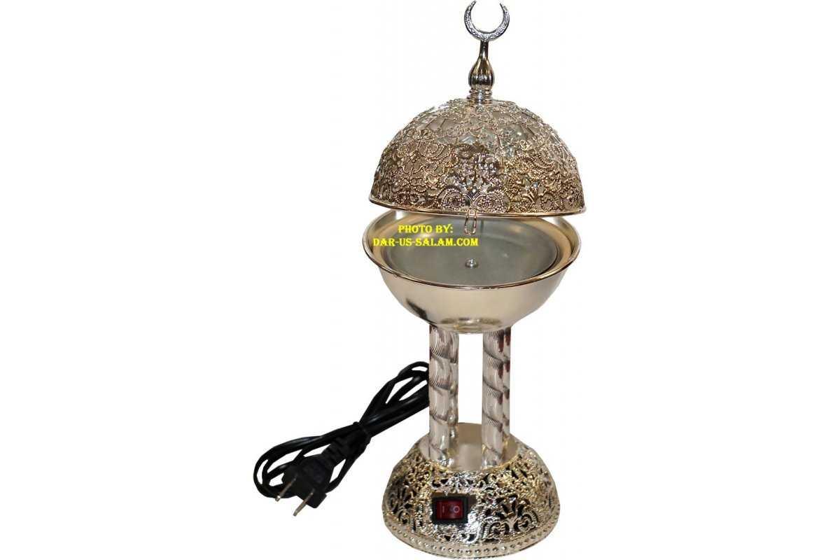 Electric Incense Burner (Dome)