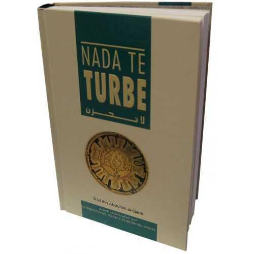 Spanish: Nada Te Turbe [Don't be Sad]