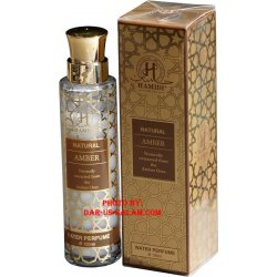 Water Perfume: Natural Amber (100ml)