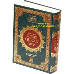 Noble Qur'an Arabic-English (Large HB)