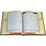 Tajweed Quran in 4 Parts (HB)
