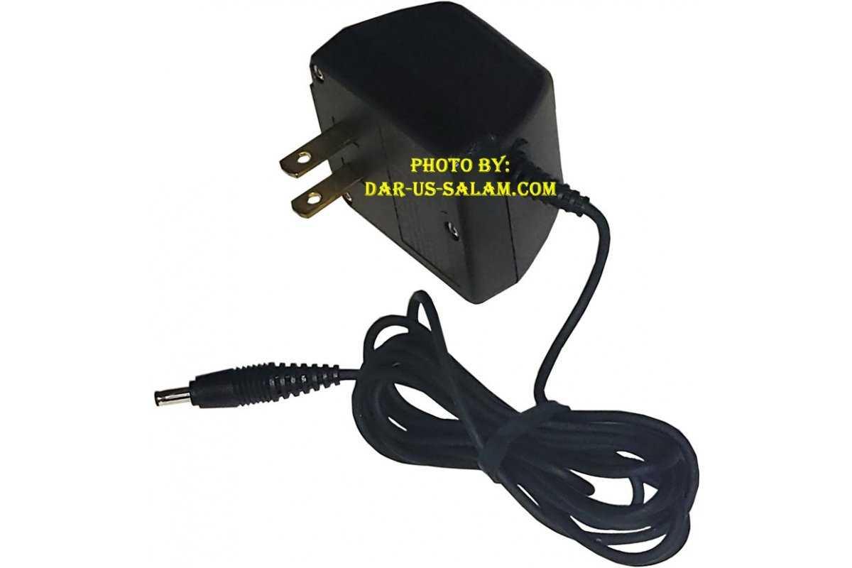 Power Adapter for Azan Clock