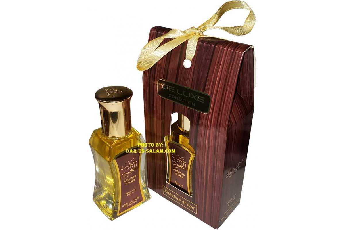 Deluxe Itr Perfume: Khashab Al Oud (24ml)