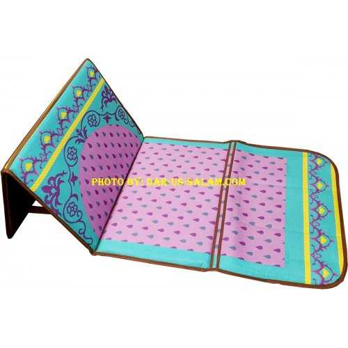 Prayer Rug with Back Support