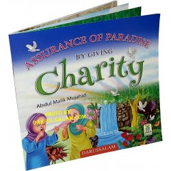 Assurance of Paradise by Giving Charity