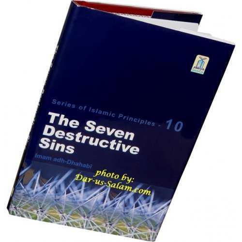 Seven Destructive Sins (Pocketsize)