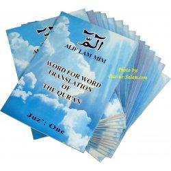 Word for Word Translation (30 Juz Set - Al-Huda Course)