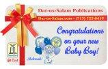 Congratulations - Baby Boy